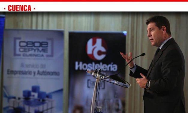 El presidente García-Page avanza que la titulación de Turismo en Cuenca se ofertará desde ahora a los futuros universitarios