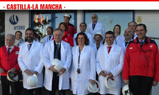 Castilla-La Mancha cierra 2018 como el mejor año de inversión empresarial por número de expedientes presentados a incentivos regionales