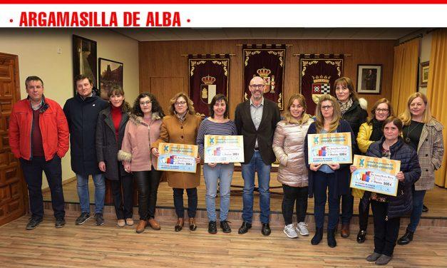 Entregados los 1.600 euros en premios de la X Campaña de Promoción del Pequeño Comercio