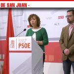 La Agrupación Local Socialista hace oficial la candidatura de Rosa Melchor a la Alcaldía de Alcázar de San Juan