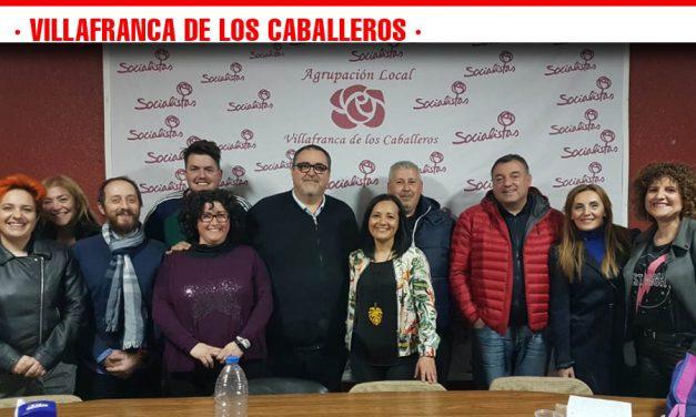 Julián Bolaños se presenta a la reelección como alcalde de Villafranca