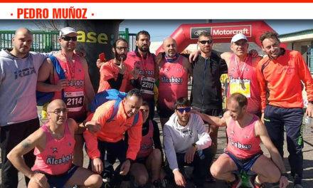 El Club Atletismo Alcabozo de Pedro Muñoz registra grandes tiempos en la Maratón de Sevilla