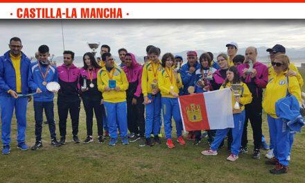 Espectaculares resultados de los 17 deportistas castellano-manchegos en el Campeonato de España de Campo a Través