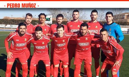 El Atlético Pedro Muñoz se impone al Valenzuela por 1 – 0 en un mal partido