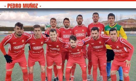 El Atlético Pedro Muñoz, en busca de la victoria ante el AD Valenzuela