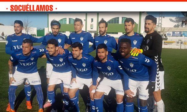 Quinta victoria consecutiva de la UD Yugo Socuéllamos por 0 – 3 frente al CD Quintanar del Rey
