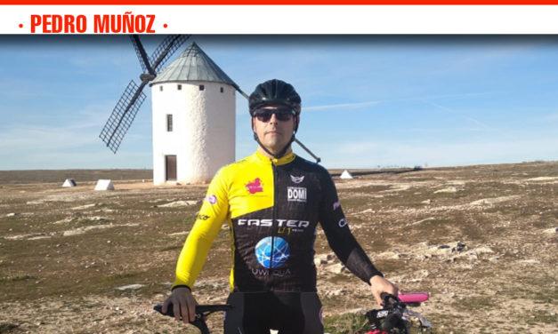 El ciclista pedroteño Diego La Osa Muñoz se fija el objetivo de ganar el Campeonato de España XCM