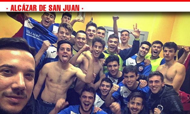 Un Juvenil Nacional 'en racha' consigue 3 puntos de oro en Talavera (0-1)