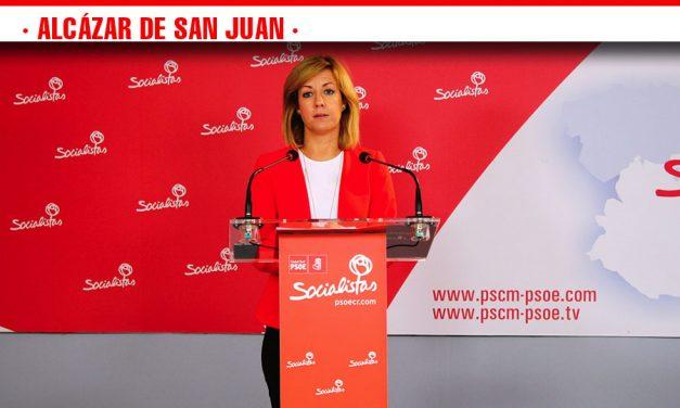 """Ana Isabel Abengózar: """"La recuperación de Alcázar y su posicionamiento en el mapa ha venido de mano del PSOE en las instituciones"""""""