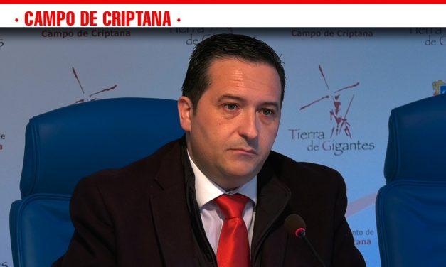 Lucas-Torres lamenta que el Consejero de Agricultura no le comunicase previamente su visita a una cooperativa criptanense el pasado sábado