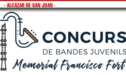 La Banda Joven de la Asociación Banda de Música de Alcázar de San Juan participará en el concurso de bandas juveniles de Moncada