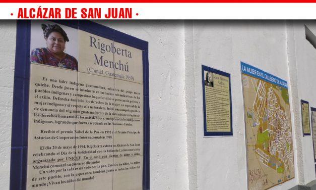 Equo Alcázar Vecinal sale a la calle para reivindicar la figura de la mujer en el callejero de Alcázar de San Juan