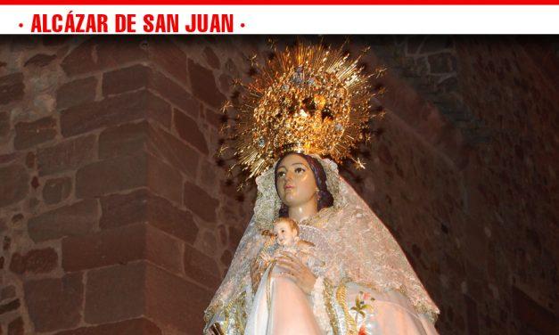 Alcázar de San Juan celebra las Fiestas de La Candelaria  en honor de María Santísima del Rosario, Patrona y Alcaldesa Perpetua de la ciudad