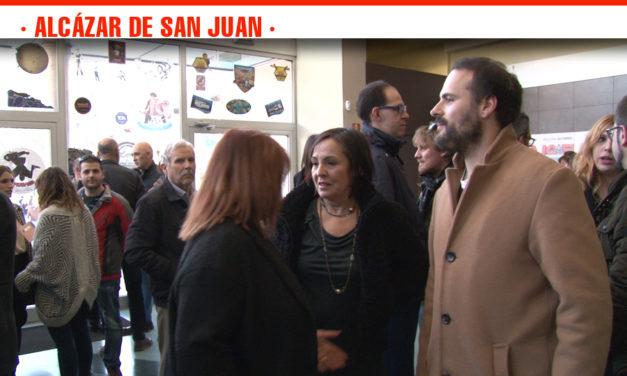 El último corto de la Asociación Rosebud 'El primer día', se estrena en Alcázar de San Juan con gran expectación de público