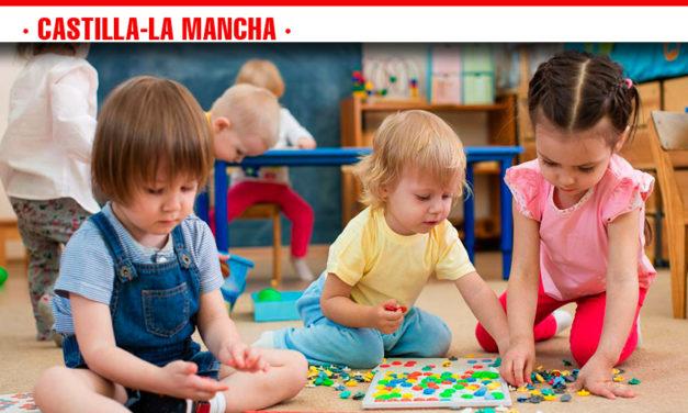 Entre el 12 de marzo y el 5 de abril podrán solicitarse plazas en las 38 escuelas infantiles dependientes del Gobierno regional