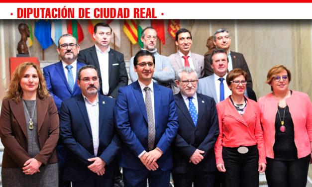 La Diputación dispone de 25 millones de euros para que ningún pueblo pierda fondos europeos por falta de liquidez