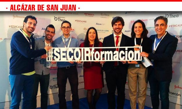 El Hospital Mancha Centro, reconocido con dos premios en el congreso oftalmológico más importante de España para médicos en formación