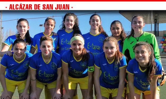 Goleada del CD Independiente Alcázar ante el CD Azuqueca por 13 goles a 0