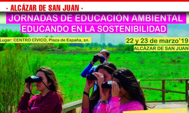 Jornadas de educación ambiental: Educando en la sostenibilidad