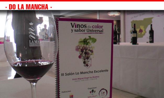Los vinos deLa Mancha Excelentedespliegan sus virtudes en Madrid
