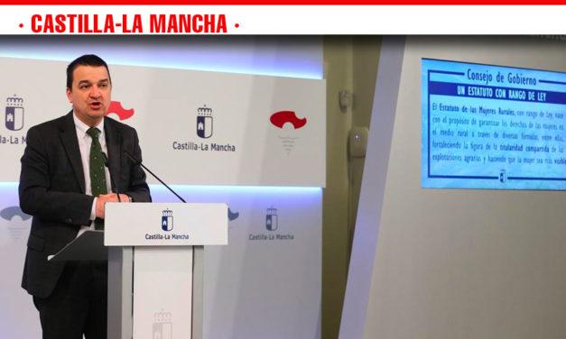 """Las mujeres de Castilla-La Mancha """"tendrán más prioridad por Ley"""" en todas las ayudas de la agricultura, ganadería, sector agroalimentario o desarrollo rural"""