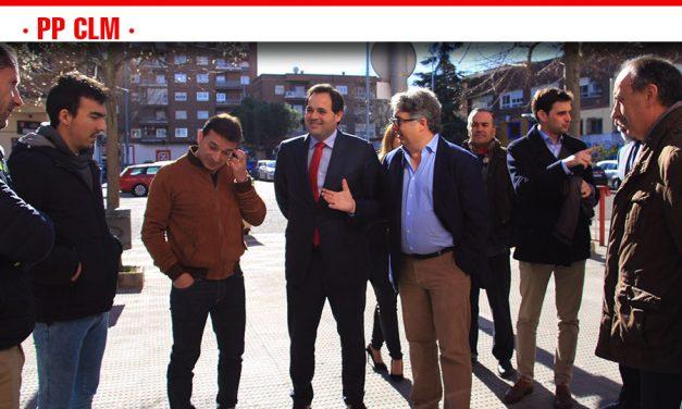 """Núñez apuesta por potenciar el """"deporte turístico"""" como elemento fundamental para dinamizar la sociedad y la economía de nuestros municipios"""