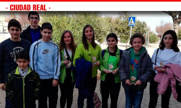 """Cinco nuevos trofeos para """"Nuestro Ajedrez en Europa"""" en Ciudad Real"""