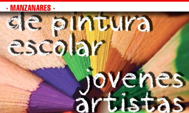 La concejalía de Educación fomenta la creatividad pictórica en el alumnado de 10 a 18 años de edad