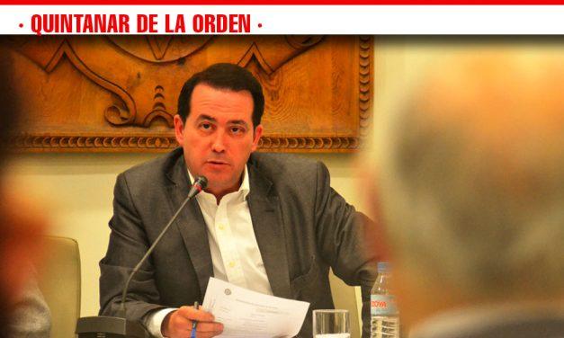 """Carlos Madero: """"Hemos bajado los impuestos en Quintanar y aumentado el presupuesto en un 6,3"""""""
