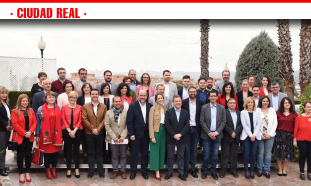 El PSOE presenta listas paritarias y renovadas para defender a Castilla-La Mancha