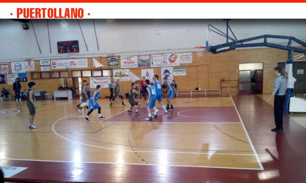 Mañana dominical de derrotas del Basket Puertollano en el Luis Casimiro frente a C.B. Manzanares y Basket Cervantes
