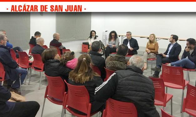 Diego Ortega se compromete a poner en marcha un centro de alto rendimiento deportivo en Alcázar