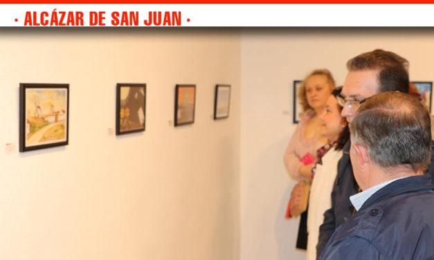 La exposición internacional itinerante 'Sancho El Quijote & Quijote El Sancho' hace parada en Alcázar de San Juan