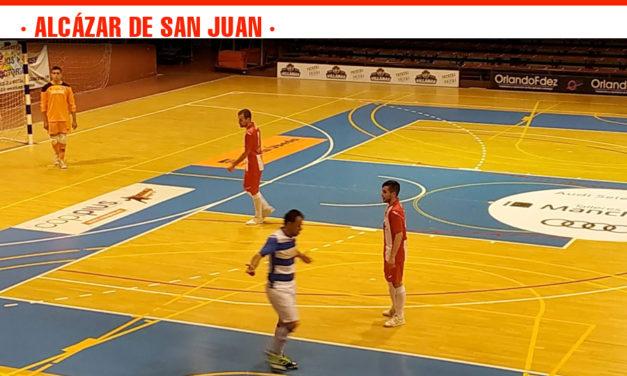 El UD Racing de Alcázar mantiene su lucha por el liderato ganando al Villarrubia por 8 – 3