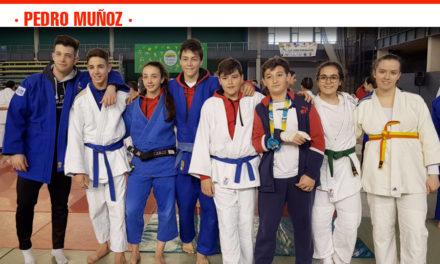 Grandes resultados de las Escuelas de Judo de Campo de Criptana y Pedro Muñoz en la fase de acceso al Campeonato de España