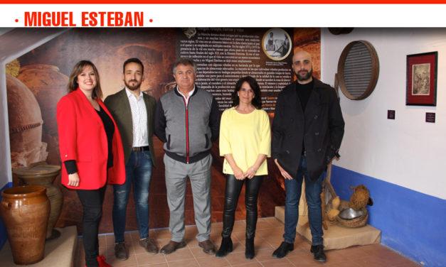 Miguel Esteban exaltará su vínculo con El Quijote, en las Jornadas Cervantinas 2019