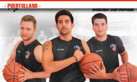 El primer equipo del Basket Atlético Puertollano regresa al Luis Casimiro ante Basket Cervantes