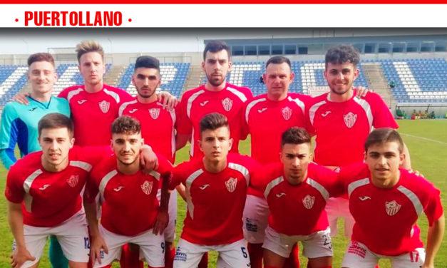 Mucho corazón del Atlético Puertollano pese a la derrota