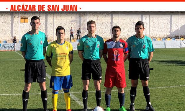 El Sporting de Alcázar cae por la mínima en La Gineta