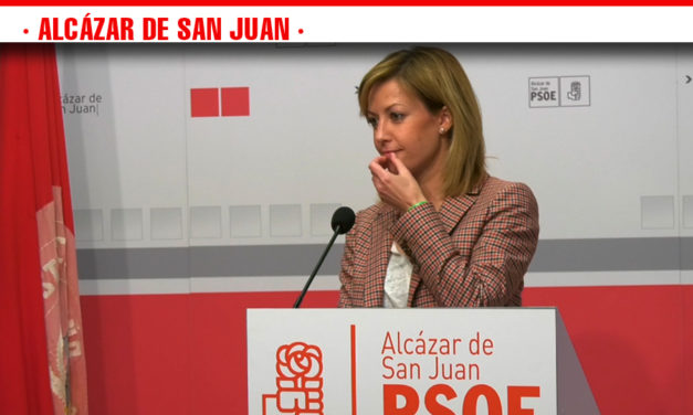 """La Agrupación Local Socialista acusa al Partido Popular de actuar """"de boquilla"""" y en contra de los intereses de Alcázar de San Juan el 8M"""