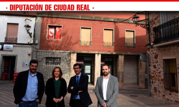 """La Diputación contribuye a la adquisición por parte del ayuntamiento de Argamasilla de Calatrava del antiguo """"Cine Don Quijote"""""""