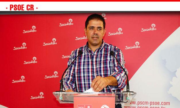 El PSOE replica al PP que el campo no se defiende cerrando urgencias y escuelas rurales, ni estando a punto de perder 1.500 millones para los agricultores