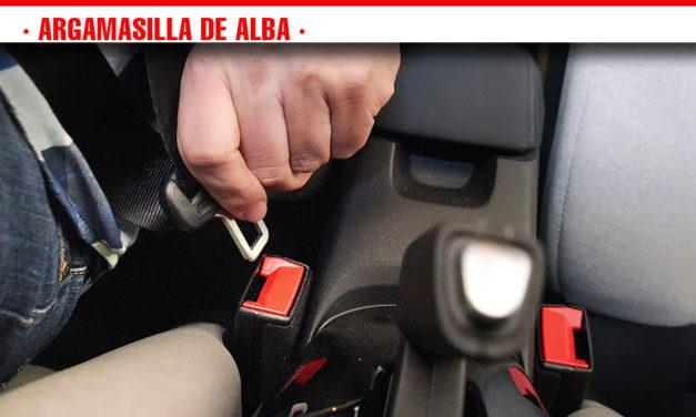 La campaña especial sobre el uso del cinturón de seguridad y los SRI finaliza con tan solo el 1,7 % de los conductores sancionados