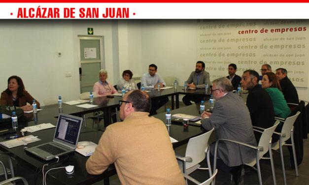 Constituida en Alcázar la comisión de Empleo Castilla La Mancha Inclusiva