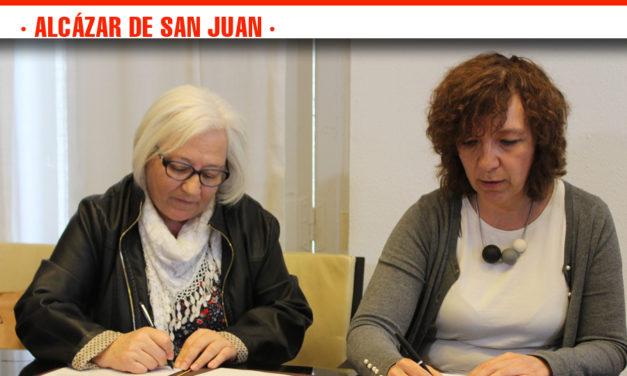 El Ayuntamiento refrenda su apoyo a los Servicios Sociales con la firma de los convenios con Cáritas, Cruz Roja y AFADIS
