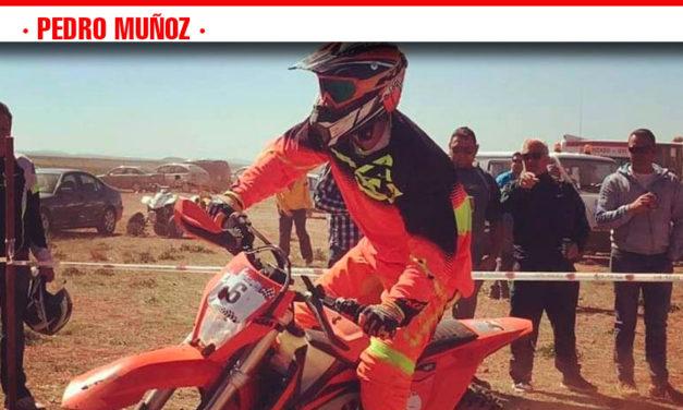 Debut soñado del  pedroteño Carlos López en Cozar tras alzarse con el segundo puesto del Campeonato de  Cross Country de Castilla-La Mancha