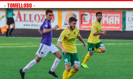 El Atlético Tomelloso logró una sufrida victoria a domicilio que le permite soñar con la permanencia. Quedan nueve finales