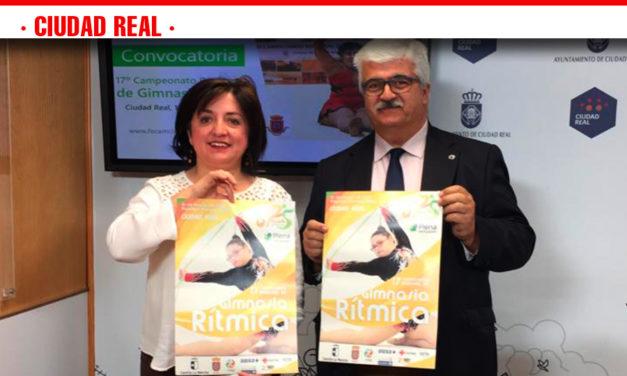 FECAM y la gimnasia rítmica vuelven a Ciudad Real