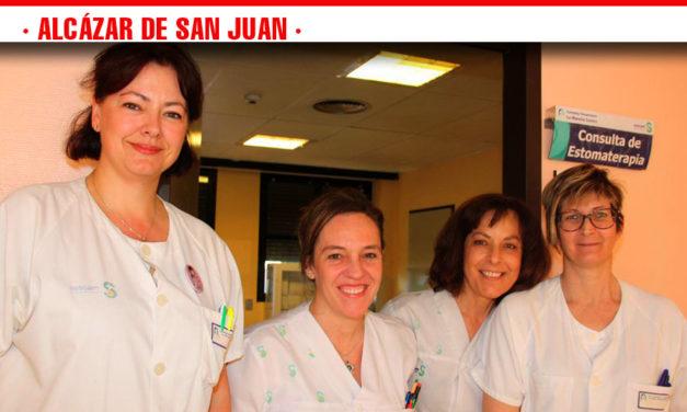 El Hospital Mancha Centro amplía tres días a la semana el horario de la consulta de estomaterapia