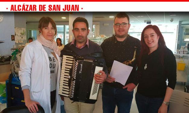 """El proyecto """"Música en el hospital"""" organiza un nuevo concierto"""
